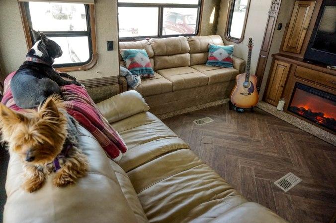 Camper Interior 4
