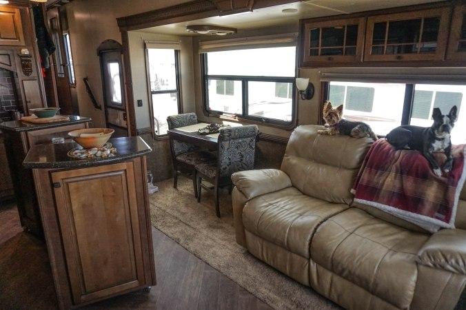 Camper Interior 5